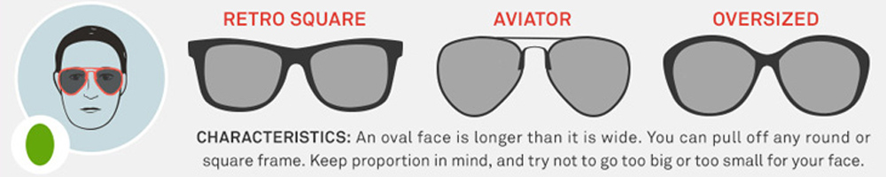 Face Shape Sunglasses3