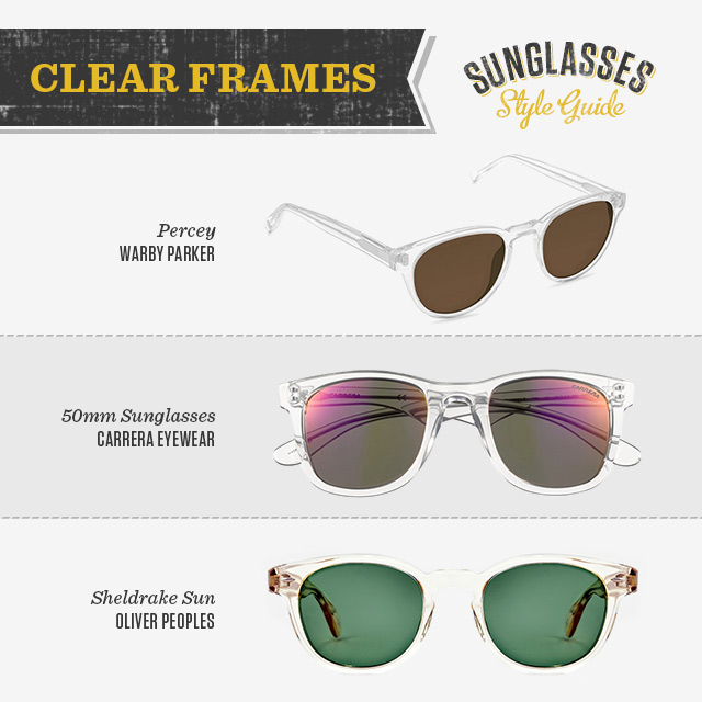 Sunglasses Style Guide Gm Clear A 01