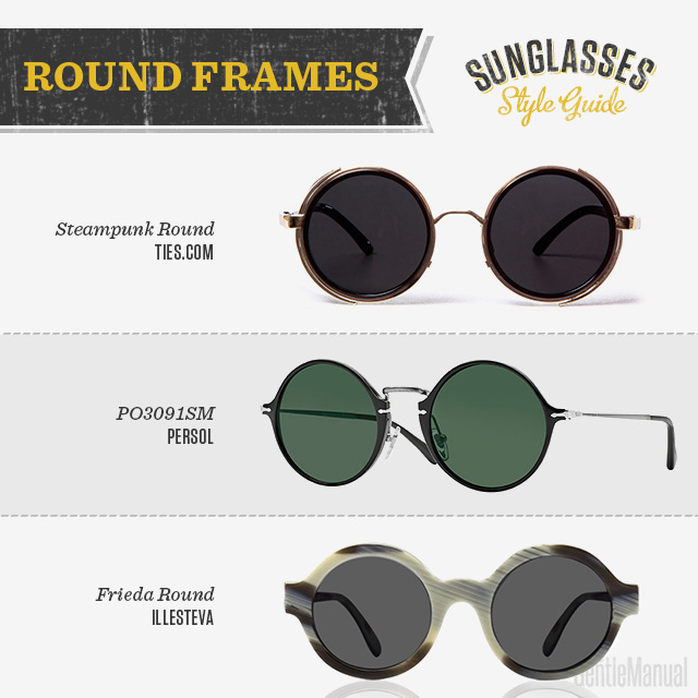 Sunglasses Style Guide Gm Rounded A 01